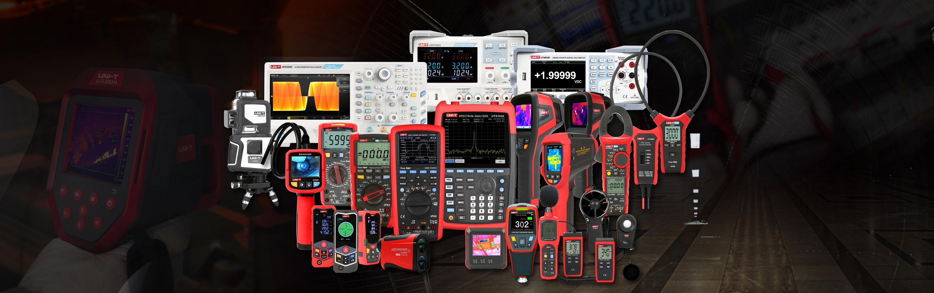 Uni-T Electrical Instruments